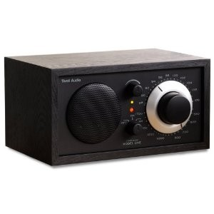 Tivoli Audio Model ONE Monoradio schwarz/schwarz 1005 M1BLA