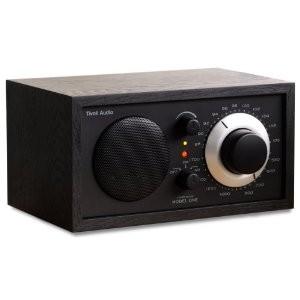Tivoli Audio Model ONE Monoradio schwarz/schwarz 1005 M1BLA