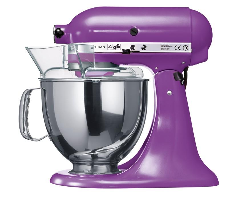 KitchenAid Artisan Küchenmaschine 5KSM150PS KSM150  solo lila EGP