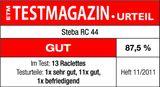 STEBA RC44 Multi Raclette + Grill Gourmet-Raclette RC 44 4 Personen 3