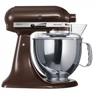 KitchenAid Artisan Küchenmaschine 5KSM150PS KSM150PS solo Espresso EES