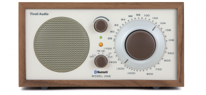 Tivoli Audio Model ONE BT Monoradio Bluetooth walnuss/beige 1085 m1btcla