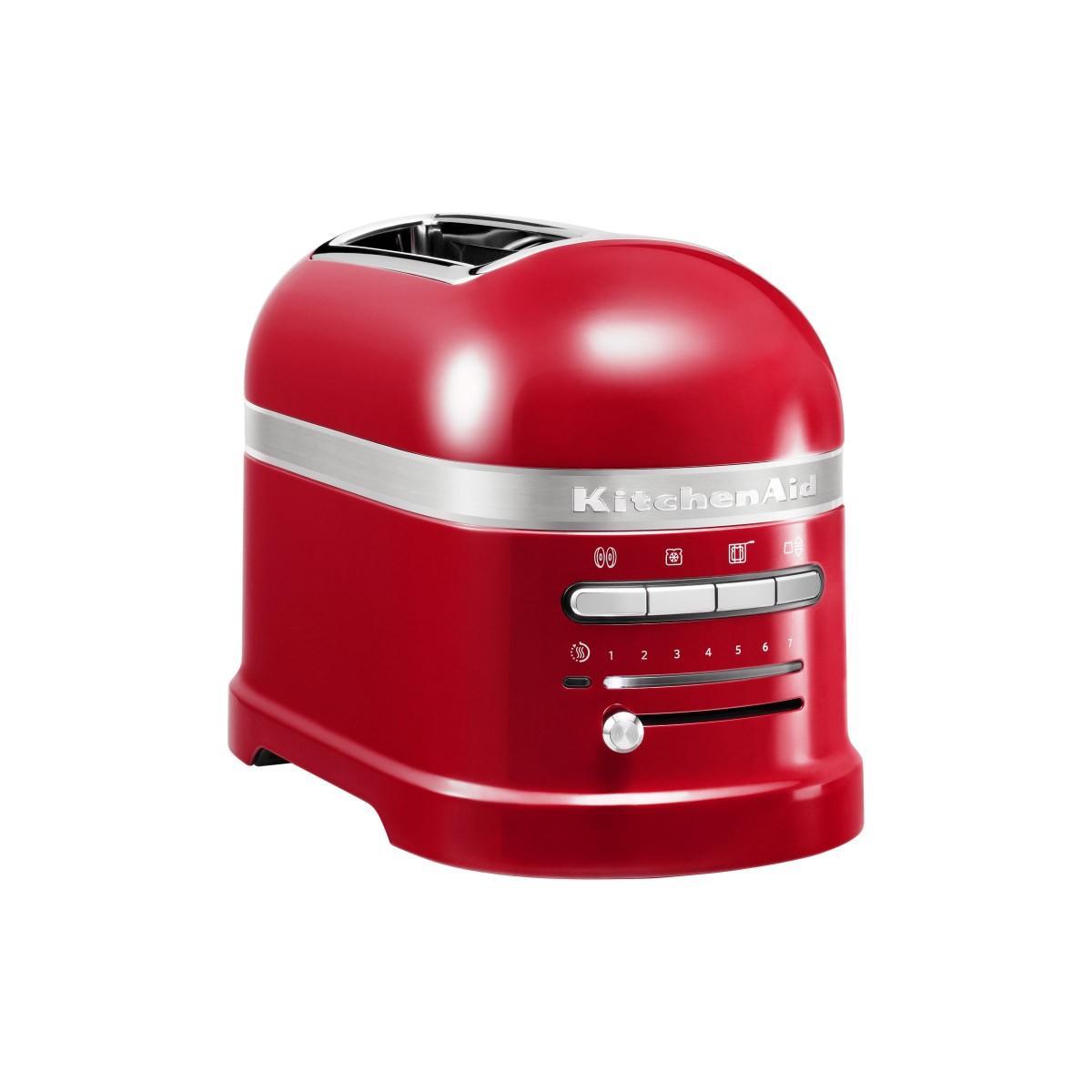 KitchenAid Artisan 2-Scheiben Toaster 5KMT2204 EER empire rot