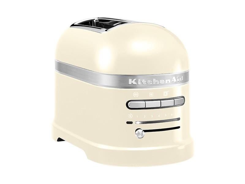 KitchenAid Artisan 2-Scheiben Toaster 5KMT2204EAC créme