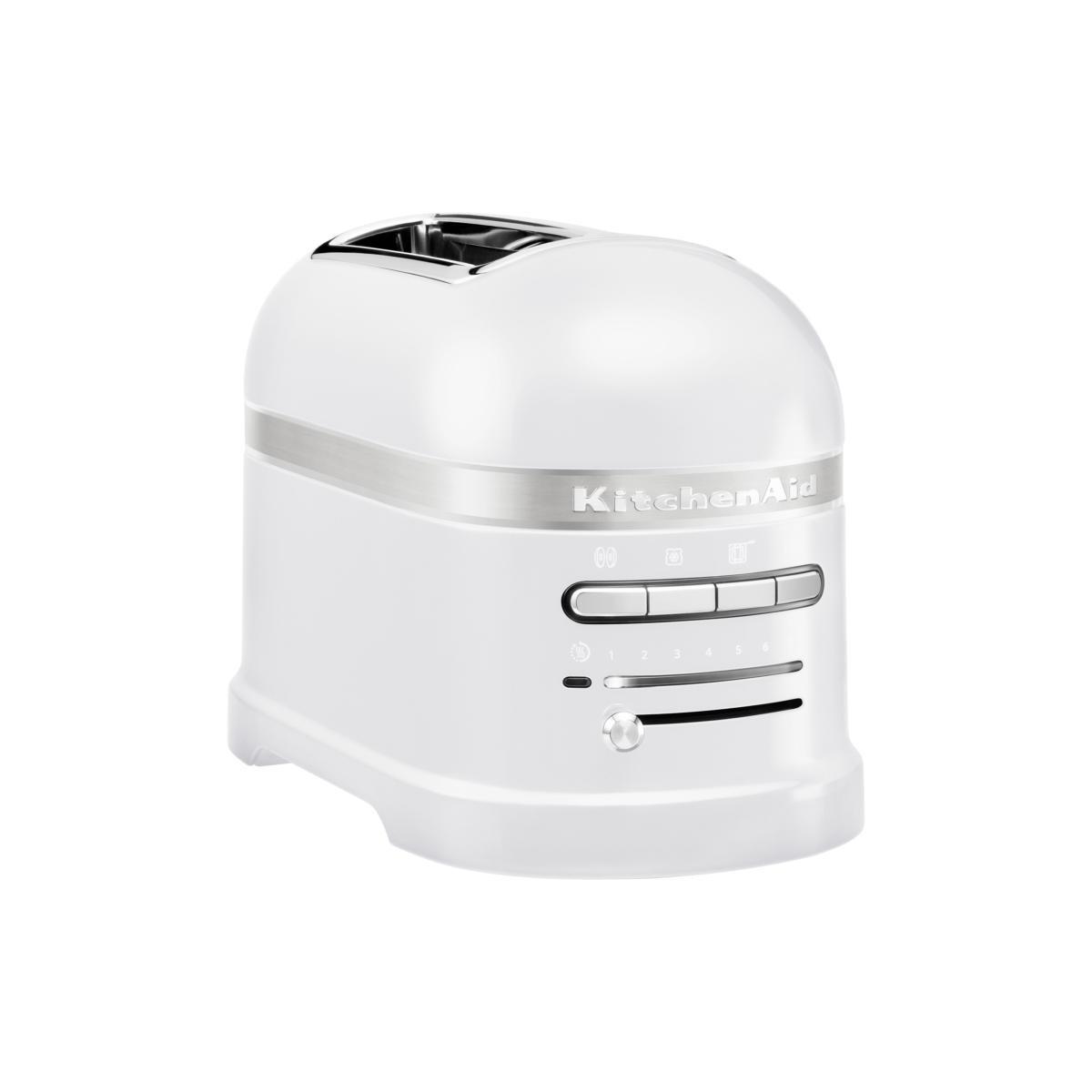 KitchenAid Artisan 2-Scheiben Toaster 5KMT2204EFP frosted pearl
