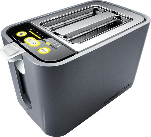 Carrera Quarz-Toaster No 552 - NEU + OVP