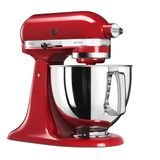 KitchenAid Artisan Küchenmaschine 5KSM175PS ARTISAN 4,8L solo empire Rot EER 1
