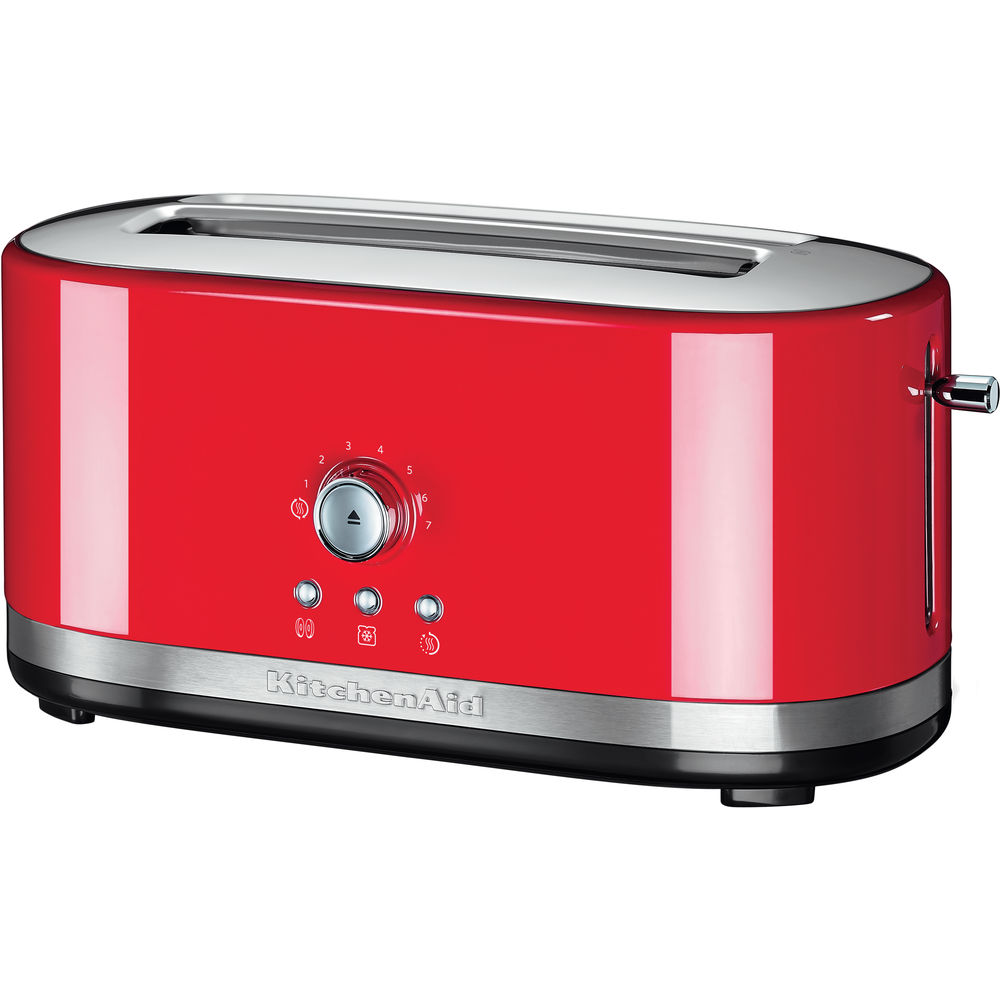 KitchenAid 4 Scheiben Toaster 5KMT4116 EER Empire Rot