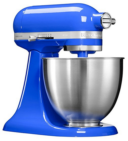 KitchenAid Artisan Küchenmaschine 3,3 L mini 5KSM3311X ETB (TWILIGHT BLUE)